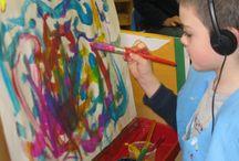 Preschool Art Process not Product