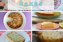 ThermoMix Cakes / Cake recipes to bake with a ThermoMix.