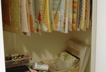 Craft/Scrapbooking Room / by Angie Clark