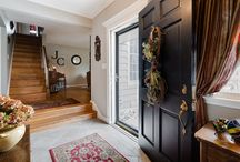 Doorways to Your Dream Home / You can sometimes tell a great home just by the front door & entryway. Here are some of our current favorites!