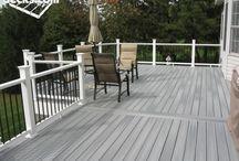 deck colours