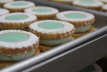 Freshly Baked / A peek inside the Amy's Cookies kitchens, where all the cookie decorating magic happens.
