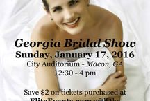 Bridal Shows in Atlanta / A board of upcoming bridal shows and other wedding related events in the Atlanta area. / by AtlantaBridal