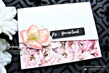 Stampin' Up! Petal Promenade Suite Inspiration