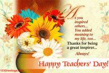 Dzień Nauczyciela*