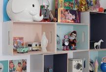 Claras værelse