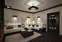 2-комнатная квартира в стиле минимализм
