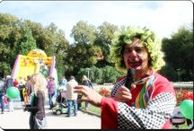 organizacja imprez z Klaunem  / Niezapomniane imprez z Klaunem Apsik. te to dopiero są zabawne, i pełnie niespodzianek dla dzieci. Warto zobaczyć Klauna Apsik w akcji.