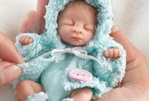 Glina polimerowa baby