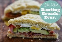 Banting Breads
