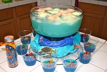 Under The Sea Party Theme / For Nathan's 1st Bday