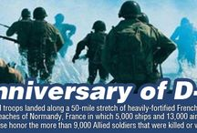 Military History / Images representing events, observances and more specific to the United States Military.