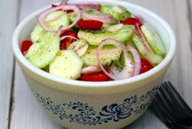 healthy foods / by Sewing lady