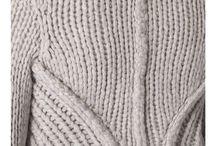 cardigans e casaquetos em tricô