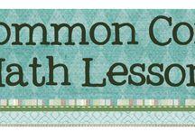 Common Core K - Math