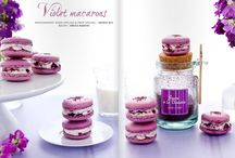 French Macarons,Meringues