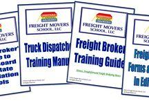 Freight Broker Training Manuals & Dispatcher Training Manual