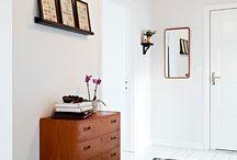 Inspiring 50's & 60's // interior design