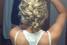 Wedding hair / by Rachel Pagan