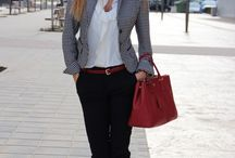 Stylish Work Outfits