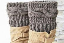 Calcetines de botas