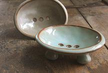 soap dish and other objects / artigianato