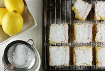 Lemon Recipes / by Tatiana Cerdas