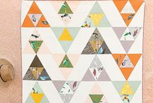 Quilts: Triangle