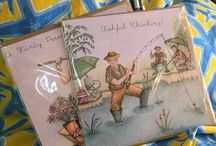 Greeting Cards / Berni Parker & Lizzie Huxtable Greeting Cards