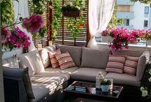 Balcony, tarrace