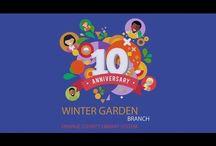 Winter Garden Branch / All about the Winter Garden Branch