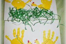kückenhände