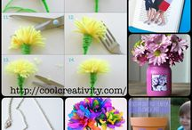 Mother's Day / Are you looking for some Mother's Day Craft Project Ideas that the kids can make for Mother's Day?