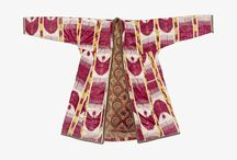 Chapans / Traditional Ottoman dresses are featured, including Ottoman caftans, Ikat Chapans, traditional skirts and other forms of traditional dress. Bright colors and traditional designs are perfect for wearing or just displaying this amazing pieces.