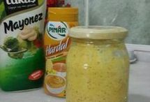 balık ve tavuk dip sosu(2hafta bekleyebilir)