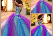 Scarlett's ball gown ideas / by Natalie Bray