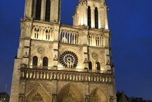 Notre Dame Cathedral / Situated in the Île de la Cité, it is one of the oldest monuments in Paris.  Read more: http://parisbym.com/notre-dame-cathedral-facts-you-must-know/