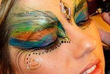 Face painting, make-up