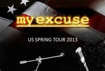 US Spring 2013 Tour / Special Moments from the band's tour in America's most iconic venues!