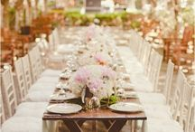 Wedding - Tables / by Kelly Puma