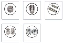 Stainless Steel Inserts / We are a Manufacturer, Exporter of Inserts like Stainless Steel Inserts as per customer's specification and requirement. The wide range of Metal Inserts offered by us is available in different varieties of finishes, sizes and others.