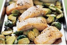 Seafood / Recipes for shrimp, salmon, and other kinds of fish.