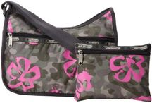 LeSportsac / Sporty American styling, a wide color & print assortment and lightweight functionality with high performance fabrics and hardware.  On Sale at The Bagtique 20% - 60% off!
