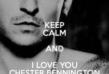 Chester Bennington