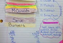 education stuff / by Melissa Ruddy