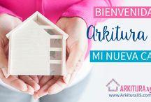 Portadas Post Blog / Resumen de los artículos publicado en el Blog de Arkitura XS by Arianna León.