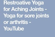 RESTORATIVE YOGA FOR JOINTS