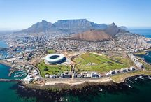Cape Town / The World's best city, full stop! Telegraph Travel Awards 2014