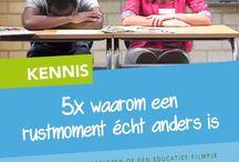Blog Rustmoment in de klas.nl / Alle Rustmoment in de klas.nl blogs op een rij. Volop tips en inspiratie voor ontspanning in het onderwijs.