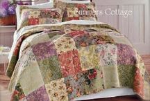 Quilts 100% Cotton / by Colorful Canary